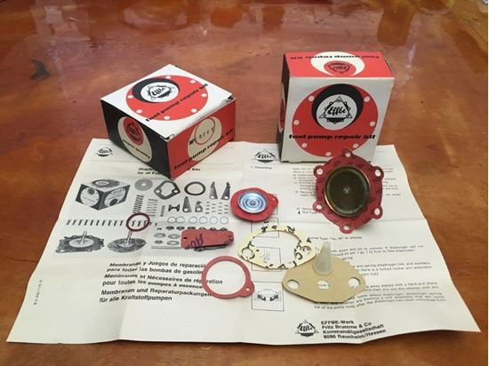 Picture of Fuel Pump Rebuild Kit