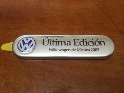 Picture of Última Edición Emblem